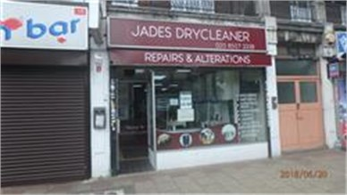DRY CLEANING UNIT -  LONDON