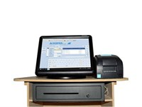 Bronze Dry Cleaning EPOS System