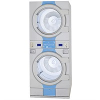 Electrolux T5300S Double Stack Coin-Op Dryer 2x13 KG 230V