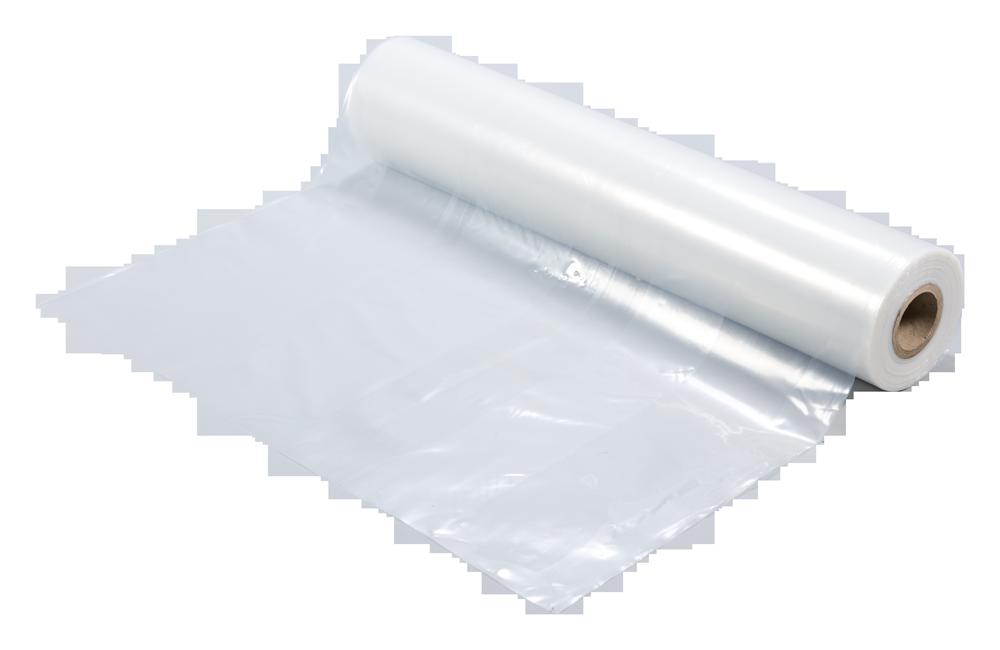 Automatic Transparent Plastic Roll Up 16 Mil Retardant
