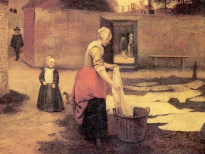 The History of Laundry