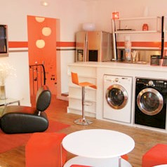 The Changing Face of the Launderette